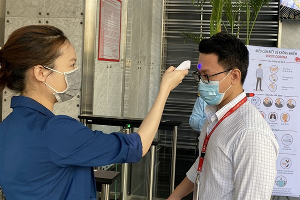 HCM City instructs apartment buildings to strengthen preventive measures against COVID-19