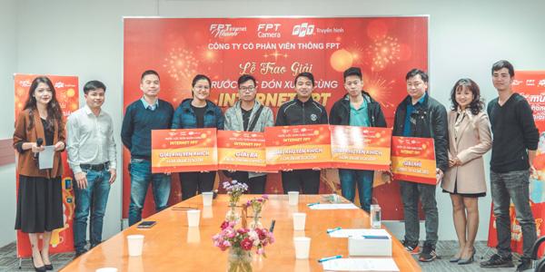 Đăng ký dịch vụ online, khách hàng FPT Telecom trúng Iphone 11 Pro Max