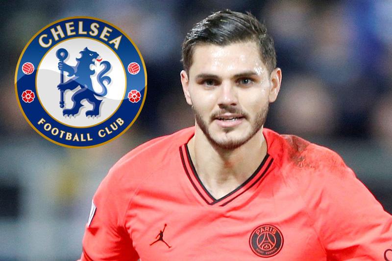 Chelsea rước 'ngựa chứng' Icardi, PSG hốt hoảng