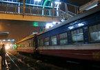 Railway companies temporarily suspend train routes