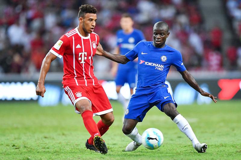 Chelsea,Bayern Munich