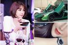 Diệp Lâm Anh cưới thiếu gia, mê đồ hiệu, thay siêu xe như thay áo