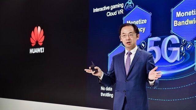 """Huawei: """"4G cung cấp thông tin, 5G sẽ mang lại cảm xúc"""""""