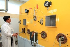 Vietnam Atomic Energy Institute's use of research results in practice commended
