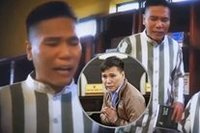 Xuất hiện clip Châu Việt Cường tức tưởi hát về mẹ sau 1 năm chịu án tội giết người