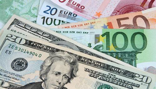 Tỷ giá ngoại tệ ngày 25/2, chứng khoán Mỹ lao dốc, USD giảm