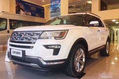 Xe SUV giảm giá sâu chưa từng thấy, thời điểm vàng cho khách mua