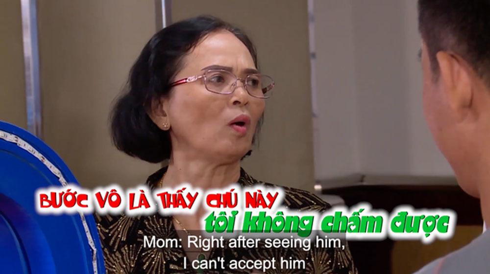 Midu lên tiếng về chàng trai bị mẹ bạn gái chê tơi tả trên truyền hình