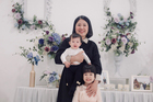 Người vợ trẻ chịu đựng ung thư di căn 7 năm để sinh 2 con