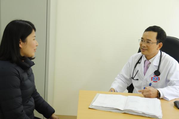 ung thư di căn,GIST,bệnh viện K