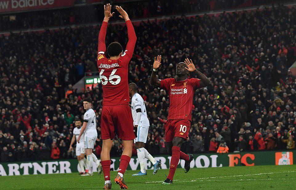Liverpool kéo dài mạch thắng sau màn rượt đuổi siêu kịch tính