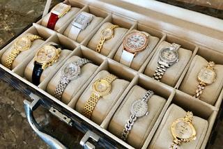 4 mẫu đồng hồ Diamond D 'đốn tim' phái đẹp
