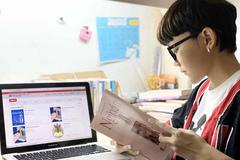 Học sinh tiểu học TP.HCM học online theo thời khóa biểu linh hoạt