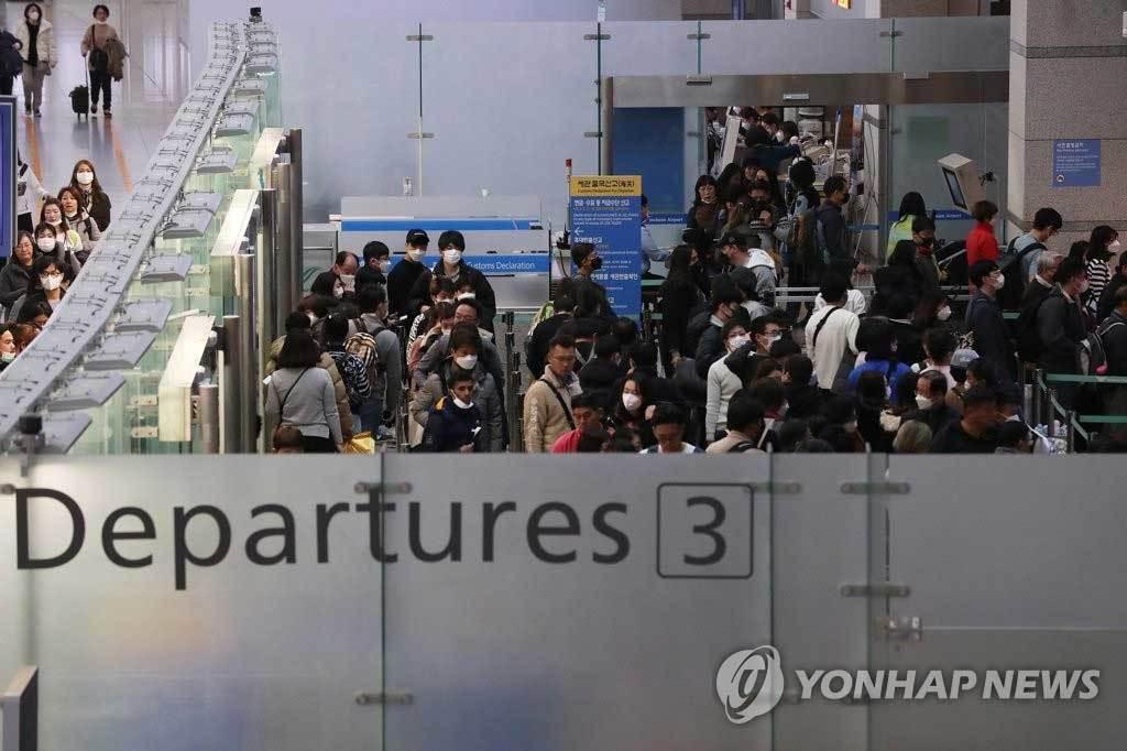 Nhiều nước chặn du khách tới từ Hàn Quốc