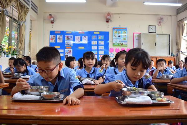 3 phút thay đổi nhận thức về dinh dưỡng cho trẻ tiểu học