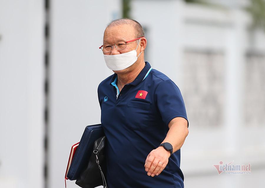Thầy Park nhận lệnh hạ Malaysia, vào vòng loại cuối World Cup