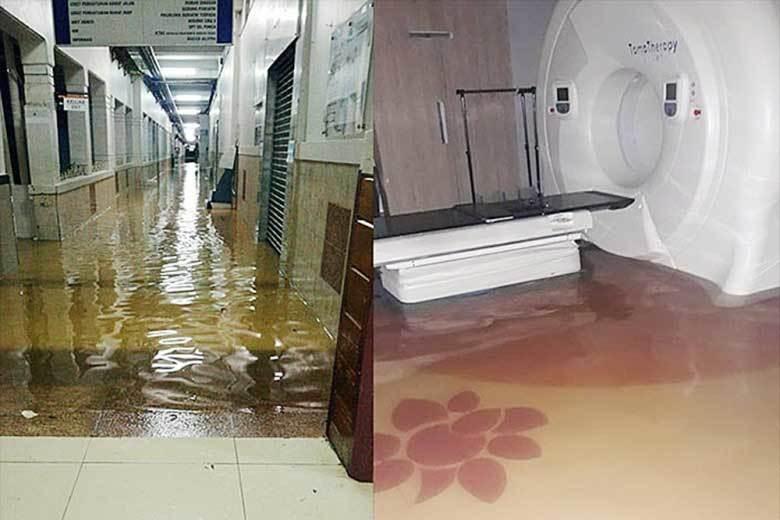 Nhiều nơi ở thủ đô của Indonesia tê liệt vì mưa lớn
