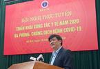 Thứ trưởng Y tế: Dịch Covid-19 chuyển sang giai đoạn mới thách thức hơn