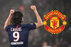 MU đón Cavani, Juventus xong vụ Rakitic