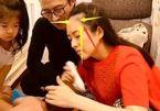 Chương Tử Di khiến fan lo lắng vì rụng tóc sau khi sinh con thứ 2