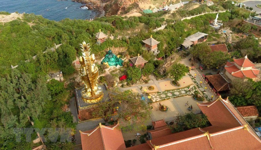 Eo Gio cliff – Tourist magnet in Quy Nhon