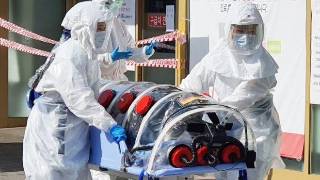 Coronavirus: Why did infections shoot up South Korea?