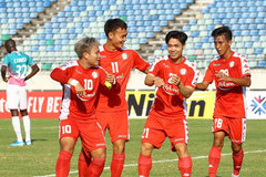 Striker Cong Phuong hopes to continue shining in AFC Cup