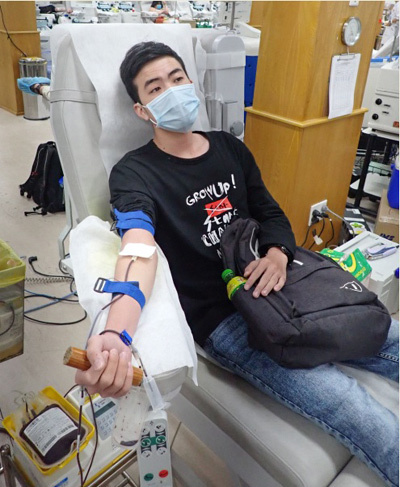 Lan toả tình người ấm áp từ nghĩa cử hiến máu