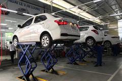 Loạt ưu đãi dành riêng cho khách hàng mua xe ở Hyundai Lê Văn Lương
