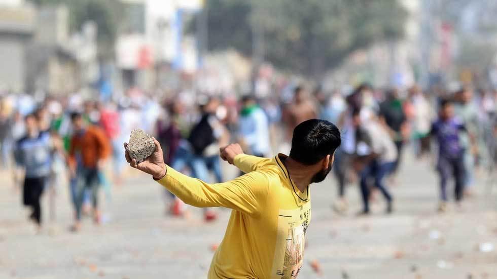 Bạo lực dữ dội tại New Delhi lúc ông Trump thăm Ấn Độ