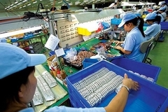 Investors dive into VN supporting industries