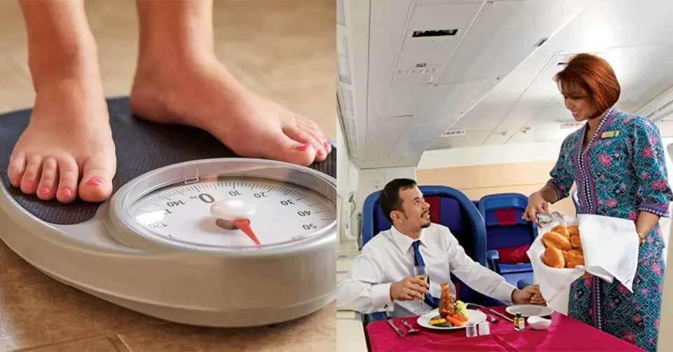 Nữ tiếp viên hàng không bị sa thải vì nặng hơn quy định nửa cân