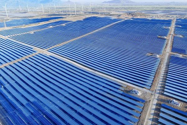 Tập đoàn Xuân Thiện hòa lưới điện Nhà máy Điện mặt trời