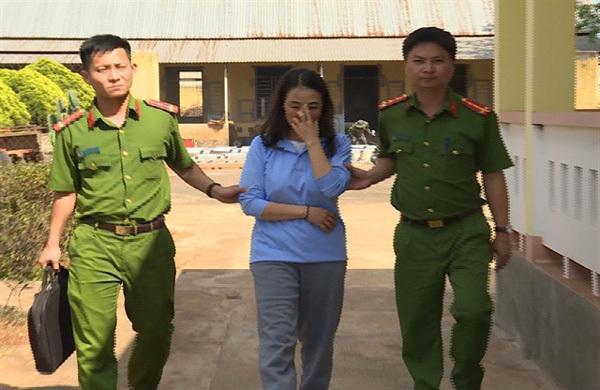 Dak Lak,Dao Thanh Tam,investigation,jail