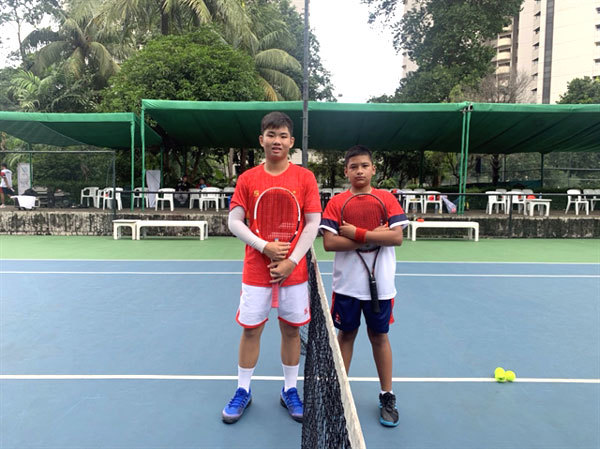 Vietnam win first matches at Junior Davis Cup and Junior Fed Cup qualification