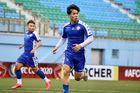 Hougang 0-1 TPHCM: Công Phượng mở tỷ số (H1)