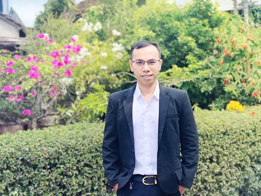 Hành trình từ cậu bé thích sáng chế tới 'start-up' nhận 500.000 USD đầu tư