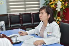 Nữ bác sĩ mạnh mẽ nhất ở MEDLATEC