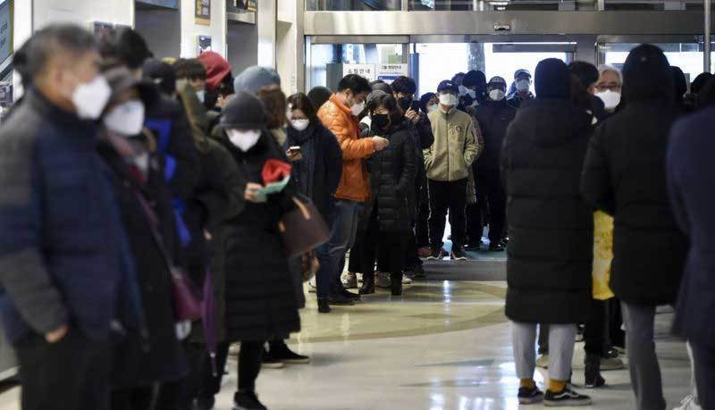 Tạm dừng nhập cảnh đối với người đi từ vùng dịch Covid-19 Hàn Quốc