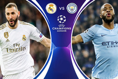 Real Madrid vs Man City: Long hổ tranh hùng