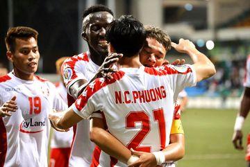 Công Phượng tỏa sáng, TPHCM lần đầu thắng ở AFC Cup