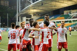 Video bàn thắng Hougang United 2-3 TPHCM