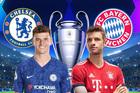 Trực tiếp Chelsea vs Bayern Munich: Khách lấn chủ