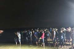 Tìm thấy thi thể 6 nạn nhân vụ lật thuyền trên sông Vu Gia