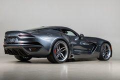 Siêu xe thể thao động cơ V10 hàng hiếm, cả thế giới chỉ có 5 chiếc