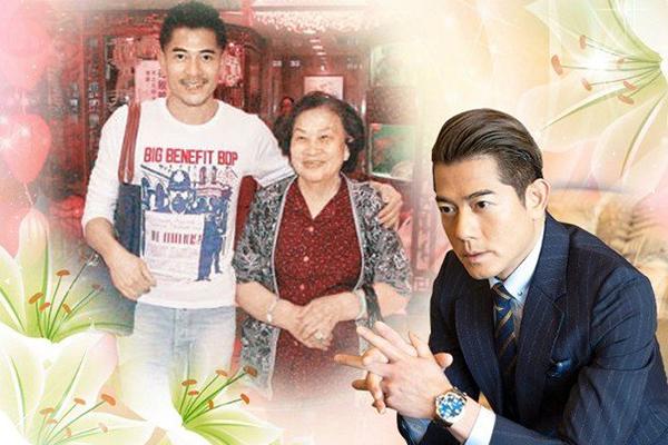 Quách Phú Thành đau xót vì không kịp nhìn mặt mẹ lần cuối