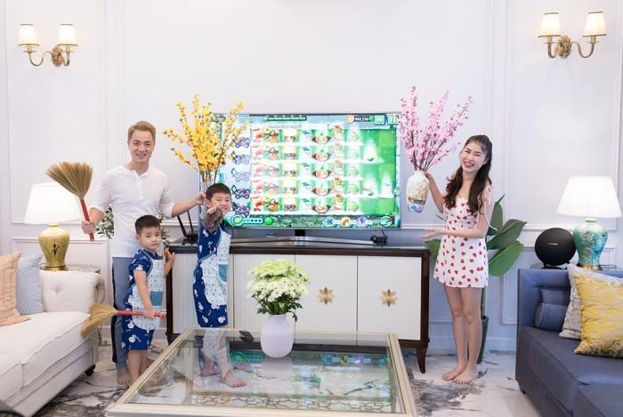Những biệt thự mới sắm trị giá tiền tỷ nhà sao Việt