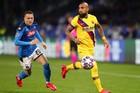 Napoli 0-0 Barcelona: Đôi công rực lửa (H1)
