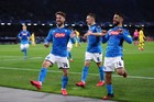 Napoli 1-1 Barcelona: Griezmann lên tiếng (H2)