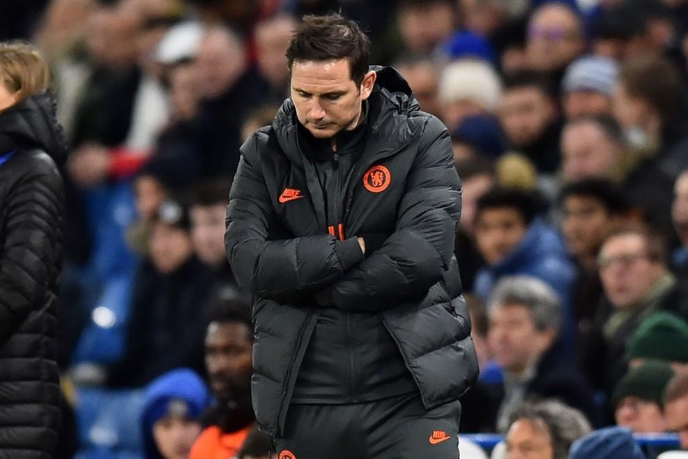 Lampard nói thẳng tưng khi Chelsea bị Bayern hành hạ